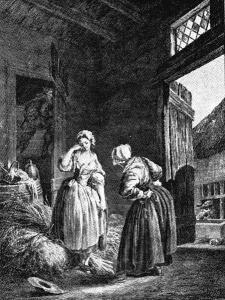 Fille_Mal_Gardee_-Pierre_Antoine_Baudouin_-Le_Reprimande_-1789